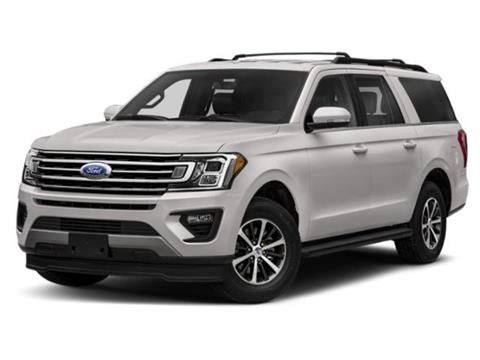 2019 Ford Expedition MAX Platinum for sale at Holiday Ford in Whitesboro TX