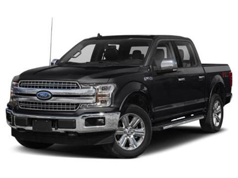2019 Ford F-150 Lariat for sale at Holiday Ford in Whitesboro TX