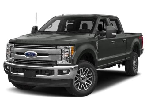 2019 Ford F-250 Super Duty for sale at Holiday Ford in Whitesboro TX