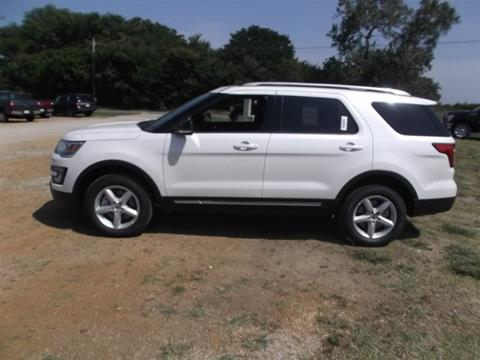 2017 Ford Explorer for sale in Whitesboro TX