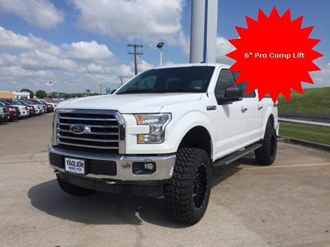 2017 Ford F-150 for sale in Whitesboro TX