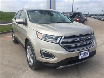2017 Ford Edge for sale in Whitesboro, TX