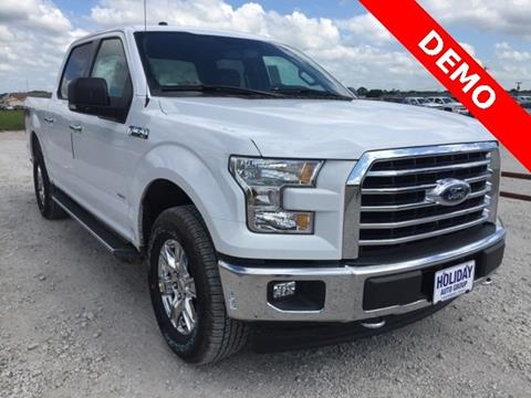 2017 Ford F-150 for sale in Whitesboro, TX
