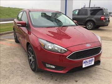 2017 Ford Focus for sale in Whitesboro, TX