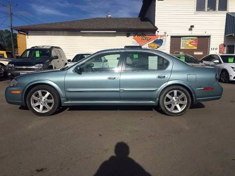 2002 Nissan Maxima for sale in Grand Forks, ND