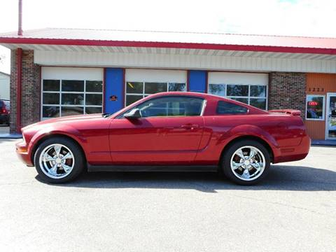 2005 Ford Mustang for sale in Grand Forks, ND