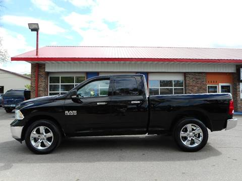 2013 RAM Ram Pickup 1500 for sale in Grand Forks, ND