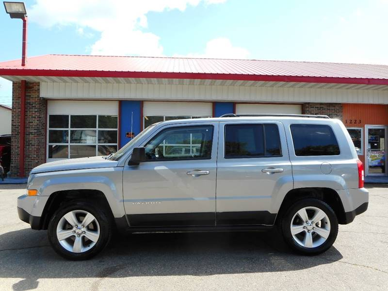 2015 Jeep Patriot Latitude In Grand Forks Nd Twin City