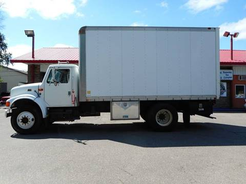 1997 International 4700 for sale in Grand Forks, ND