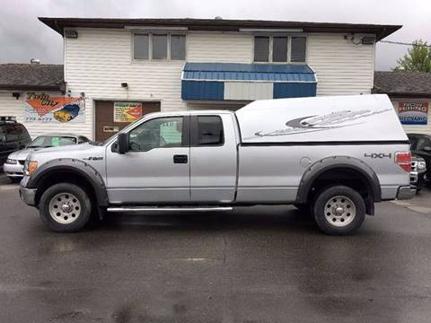 2010 Ford F-150 for sale in Grand Forks, ND