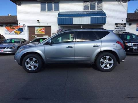 2003 Nissan Murano for sale in Grand Forks, ND