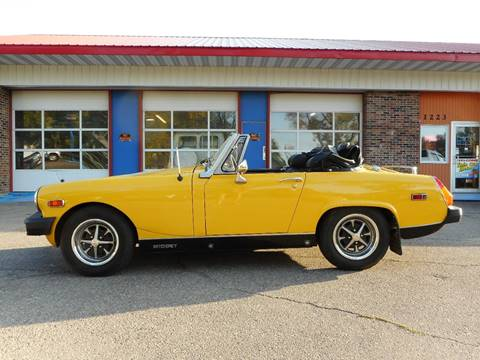 1979 MG Midget for sale in Grand Forks, ND