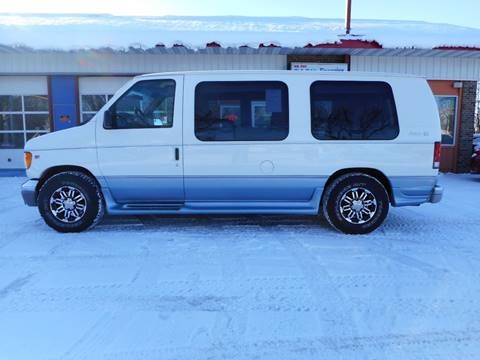 2000 Ford E 150 For Sale In Grand Forks ND