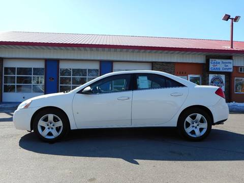 2008 Pontiac G6 for sale in Grand Forks, ND