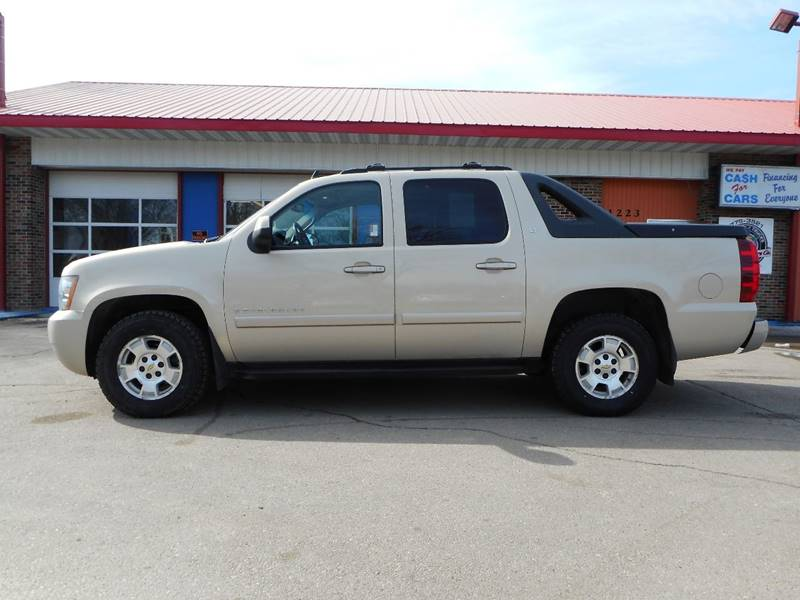 chevrolet avalanche pickup utility avalanchelt sport ride for original sale