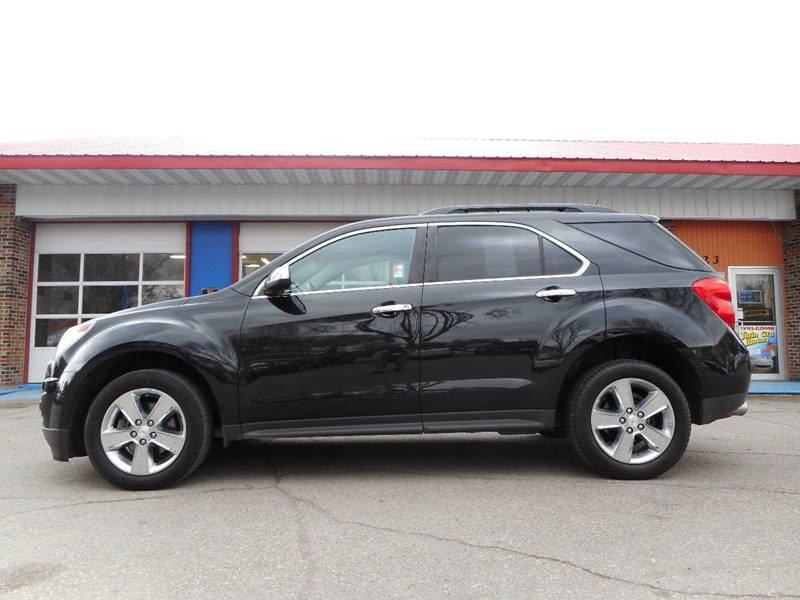 Twin City Motors >> 2014 Chevrolet Equinox Lt Twin City Motors