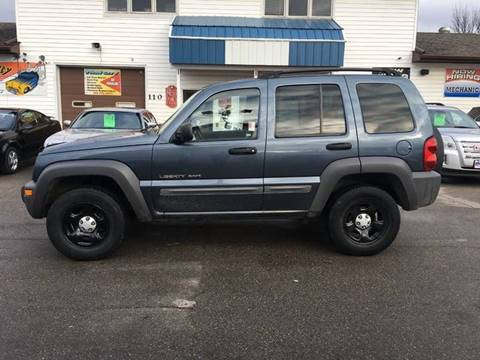 2002 Jeep Liberty for sale in Grand Forks, ND