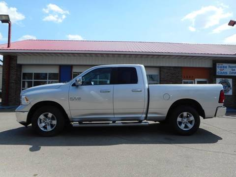 2018 RAM Ram Pickup 1500 for sale at Twin City Motors in Grand Forks ND