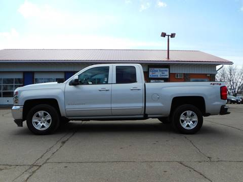 2018 Chevrolet Silverado 1500 for sale at Twin City Motors in Grand Forks ND