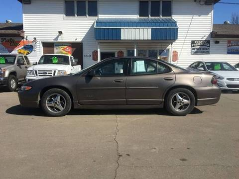 2001 Pontiac Grand Prix for sale in Grand Forks, ND