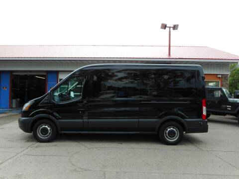 2015 Ford Transit Passenger for sale at Twin City Motors in Grand Forks ND