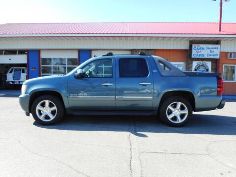 2010 Chevrolet Avalanche for sale at Twin City Motors in Grand Forks ND