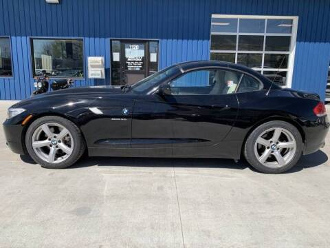 2009 BMW Z4 for sale at Twin City Motors in Grand Forks ND