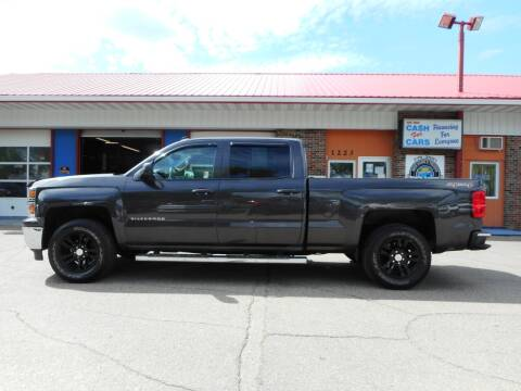 2014 Chevrolet Silverado 1500 for sale at Twin City Motors in Grand Forks ND