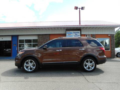 2012 Ford Explorer for sale at Twin City Motors in Grand Forks ND