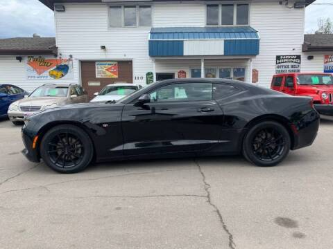 2017 Chevrolet Camaro for sale at Twin City Motors in Grand Forks ND