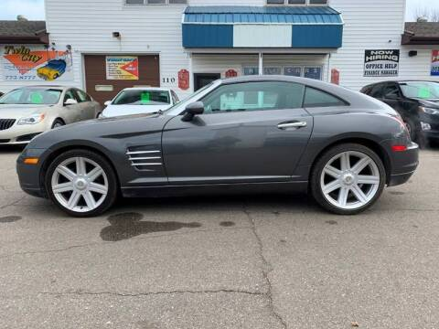 2004 Chrysler Crossfire for sale at Twin City Motors in Grand Forks ND