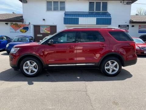 2018 Ford Explorer for sale at Twin City Motors in Grand Forks ND