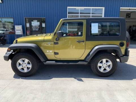 2007 Jeep Wrangler for sale at Twin City Motors in Grand Forks ND