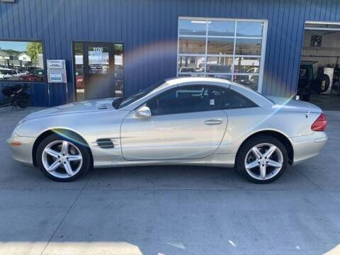 2003 Mercedes-Benz SL-Class for sale at Twin City Motors in Grand Forks ND