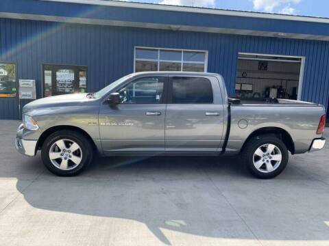 2011 RAM Ram Pickup 1500 for sale at Twin City Motors in Grand Forks ND