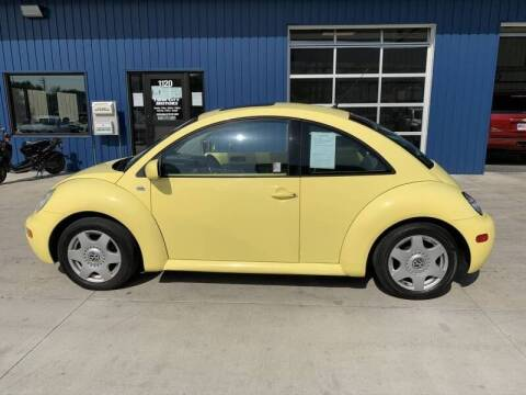 2001 Volkswagen New Beetle for sale at Twin City Motors in Grand Forks ND