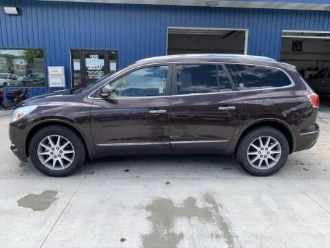 2015 Buick Enclave for sale at Twin City Motors in Grand Forks ND