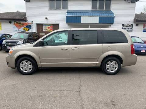 2009 Dodge Grand Caravan for sale at Twin City Motors in Grand Forks ND