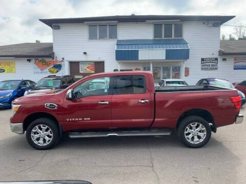 2016 Nissan Titan XD for sale at Twin City Motors in Grand Forks ND