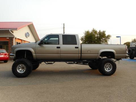1998 Chevrolet C/K 3500 Series for sale at Twin City Motors in Grand Forks ND
