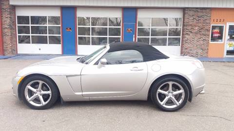 2007 Saturn SKY for sale at Twin City Motors in Grand Forks ND