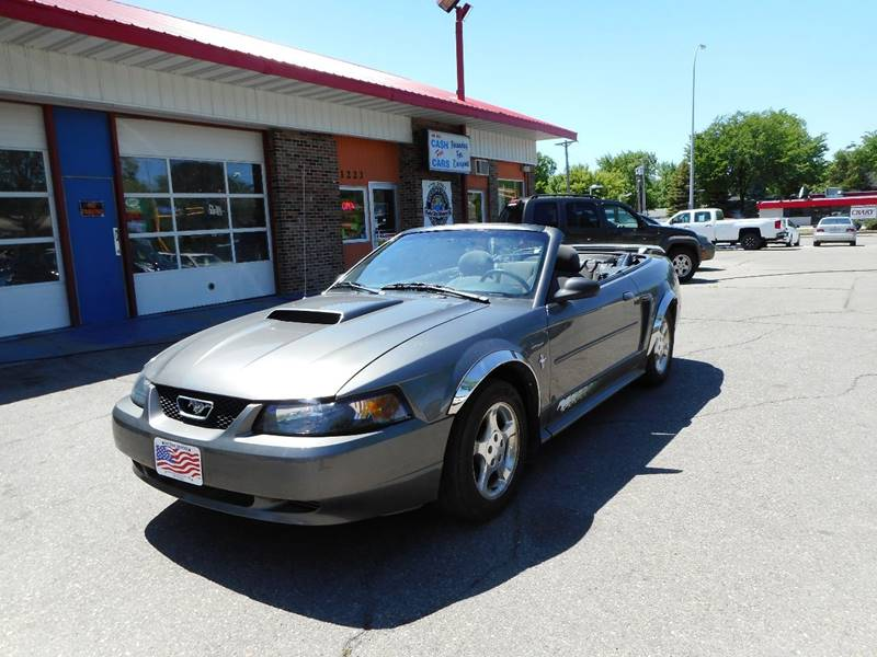 2003 Ford Mustang Deluxe In Grand Forks Nd Twin City Motors