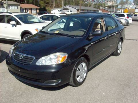 2007 Toyota Corolla for sale in Rocky Mount, VA