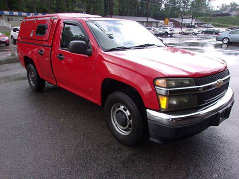 2008 Chevrolet Colorado for sale in Rocky Mount, VA