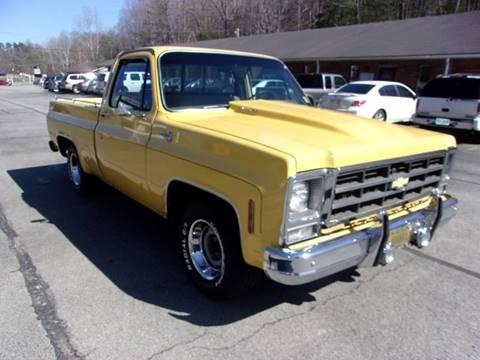 1979 Chevrolet Silverado 1500 SS Classic for sale in Rocky Mount, VA