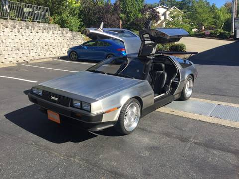 1981 DeLorean DMC-12 for sale in Kirkland, WA