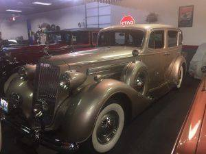 1937 Packard Caribbean for sale in Kirkland, WA