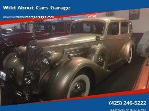 1937 Packard Caribbean for sale in Kirkland, WA