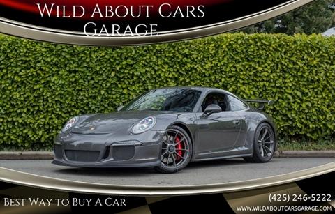 2015 Porsche 911 for sale in Kirkland, WA