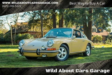 1967 Porsche 911 for sale in Kirkland, WA